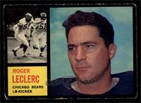 Roger LeClerc [GOOD]