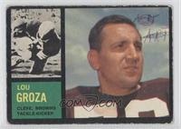 Lou Groza