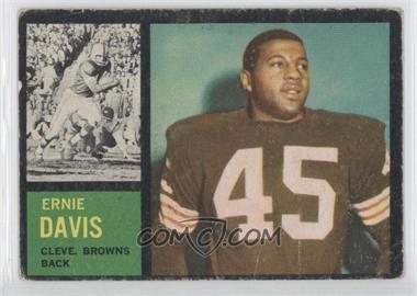 1962 Topps #36 - Ernie Davis