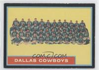 Dallas Cowboys Team
