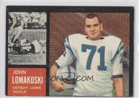 John Lomakoski