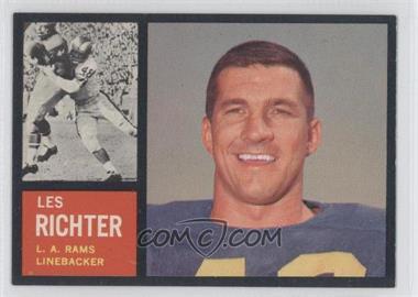 1962 Topps #86 - Les Richter