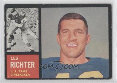 1962 Topps #86 - Les Richter [GoodtoVG‑EX]