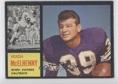 1962 Topps #92 - Hugh McElhenny
