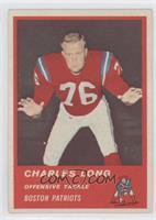 Charley Long