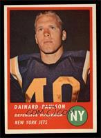 Dainard Paulson [NM]