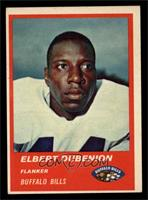 Elbert Dubenion [EX]