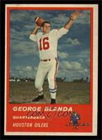 George Blanda [EXMT]
