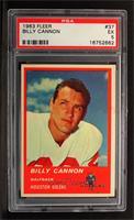 Billy Cannon [PSA 5]