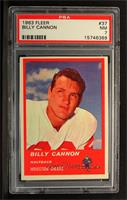 Billy Cannon [PSA 7]