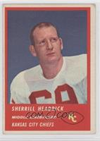 Sherrill Headrick [Good to VG‑EX]