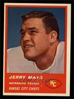 Jerry Mays [NM]