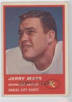 Jerry Mays [Good to VG‑EX]