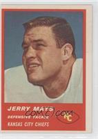 Jerry Mays