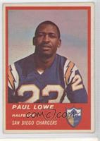 Paul Lowe [Good to VG‑EX]