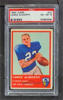 Lance Alworth [PSA 6]