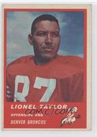 Lionel Taylor [Good to VG‑EX]