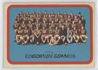 Edmonton Eskimos (CFL) Team