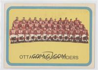 Ottawa Rough Riders (CFL) Team