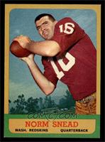 Norm Snead [NM]