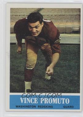 1964 Philadelphia - [Base] #191 - Vince Promuto