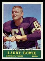 Larry Bowie [NM]