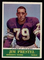 Jim Prestel [NM]
