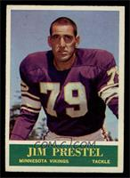 Jim Prestel [EX MT]