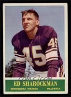 Ed Sharockman [VG]