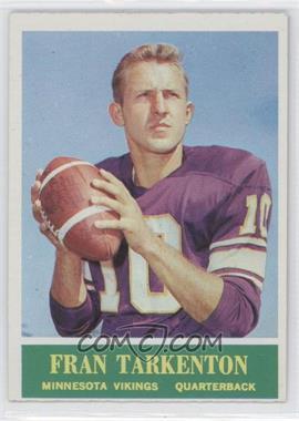 1964 Philadelphia #109 - Fran Tarkenton