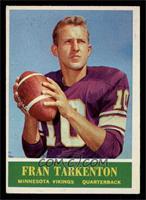 Fran Tarkenton [EX]