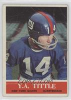 Y.A. Tittle [Poor]