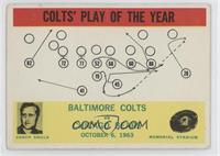 Colts' Play of the Year [GoodtoVG‑EX]