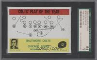 Colts' Play of the Year [SGC 84]