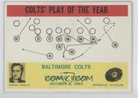 Colts' Play of the Year