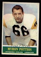 Myron Pottios [EX]