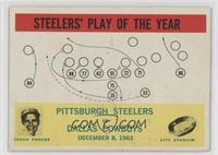Steelers' Play of the Year