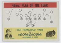 49ers' Play of the Year