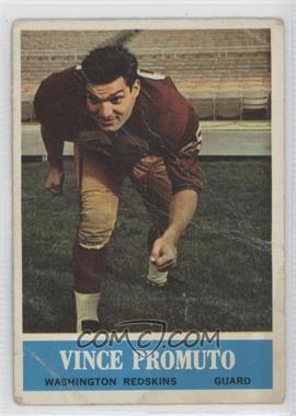 1964 Philadelphia #191 - Vince Promuto [Poor]