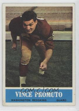 1964 Philadelphia #191 - Vince Promuto [Good to VG‑EX]