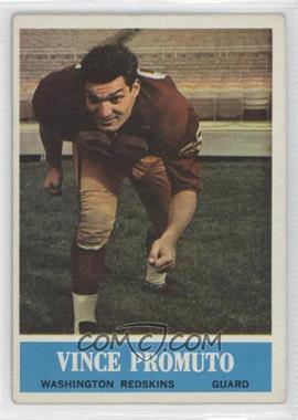 1964 Philadelphia #191 - Vince Promuto [GoodtoVG‑EX]