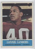 Lonnie Sanders