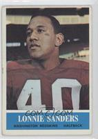 Lonnie Sanders [Good to VG‑EX]