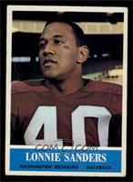 Lonnie Sanders [VG]