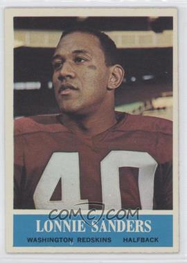 1964 Philadelphia #193 - Lonnie Sanders