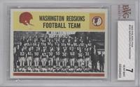 Washington Redskins Team [BVG 7]