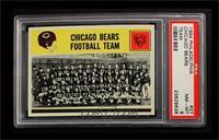 Chicago Bears Team [PSA8]