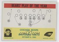 Chicago Bears Team, Baltimore Colts Team