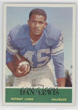 1964 Philadelphia #63 - Dan Lewis