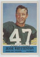 Jesse Whittenton [GoodtoVG‑EX]